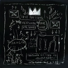 Basquiat Beat Bop Vinyl Record