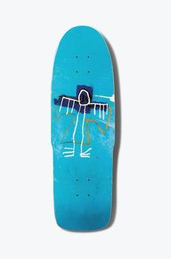 Basquiat Skateboard Deck (Basquiat angel skateboard)