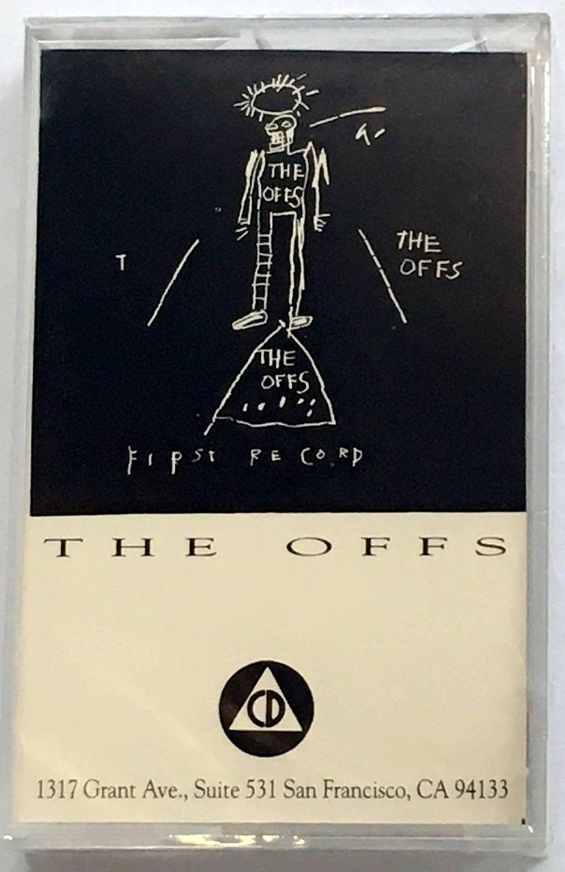 Basquiat The Offs - Pop Art Art by Jean-Michel Basquiat