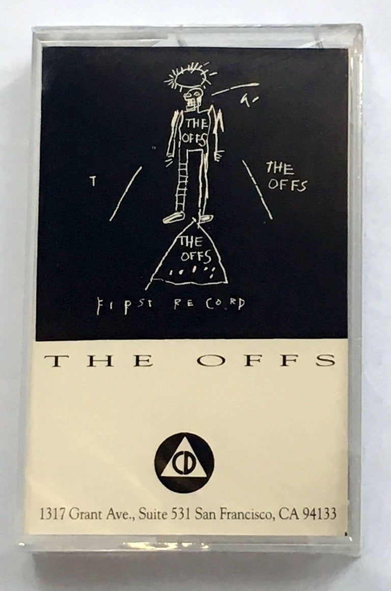 Basquiat The Offs 1984