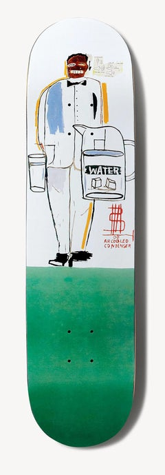 Basquiat Skateboard Deck