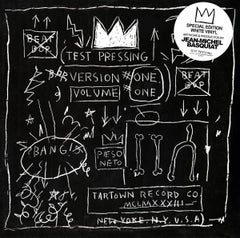 Basquiat Beat Bop Album Art