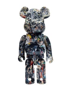Jackson Pollock Bearbrick 1000% Companion (Jackson Pollock BE@RBRICK)