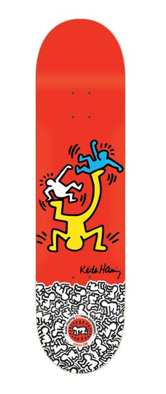 Keith Haring Skateboard Deck