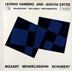 Josef Albers vinyl record art