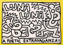Keith Haring Luna Luna