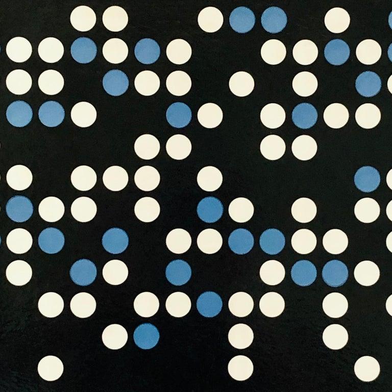 Josef Albers vinyl record art (1950s Albers)  For Sale 2