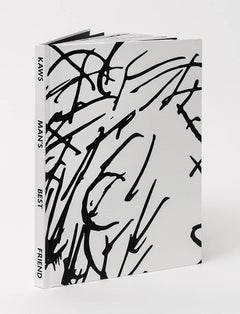 KAWS Man's Best Friend (KAWS hardcover book)