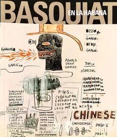 Basquiat En La Habana catalog (Basquiat Navarra catalog Havana)