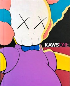 KAWS One (early KAWS artist book)