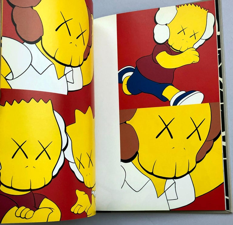 KAWS One (early KAWS artist book) For Sale 1