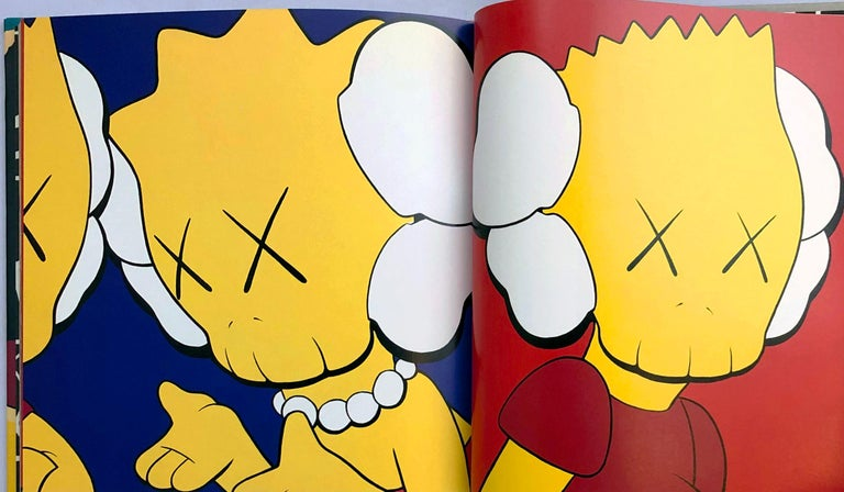 KAWS One (early KAWS artist book) For Sale 3