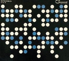 Josef Albers vinyl record art (1950s Albers)