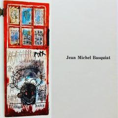 Basquiat Tokyo exhibit catalog 1987 (Basquiat PS Gallery 1987)