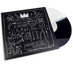 Basquiat Beat Bop Record Art (Basquiat album art) 1983/2014