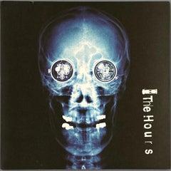 Damien Hirst skull record cover art