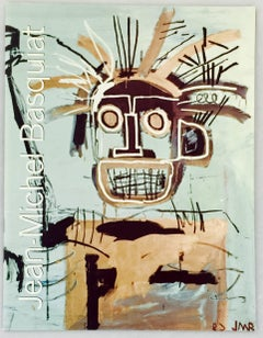 Basquiat at Serpentine Gallery, London (Exhibition Catalogue)