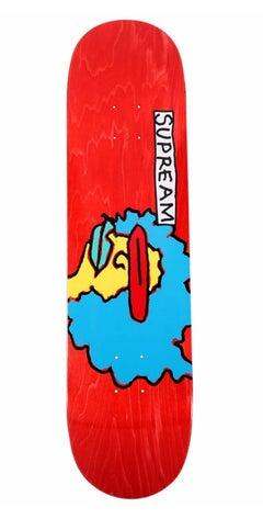 Mark Gonzales Supreme skateboard deck (Supreme skate deck)