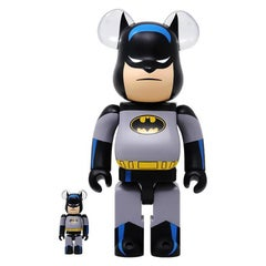 Batman Be@rbrick 400% Animated Series (Batman Bearbrick art toy)