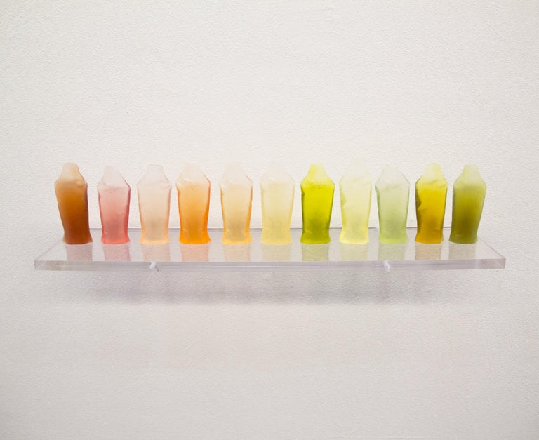 Lemon Sublime - Mixed Media Art by Jake Couri