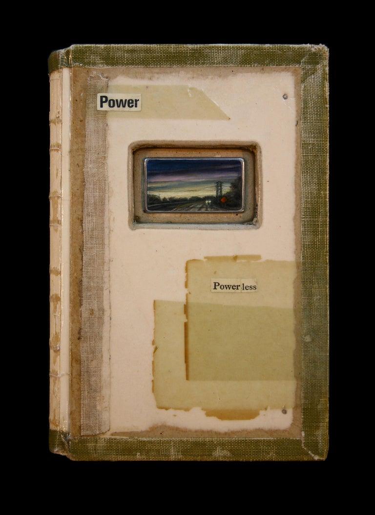 Power/Powerless - Mixed Media Art by Joseph DeCamillis