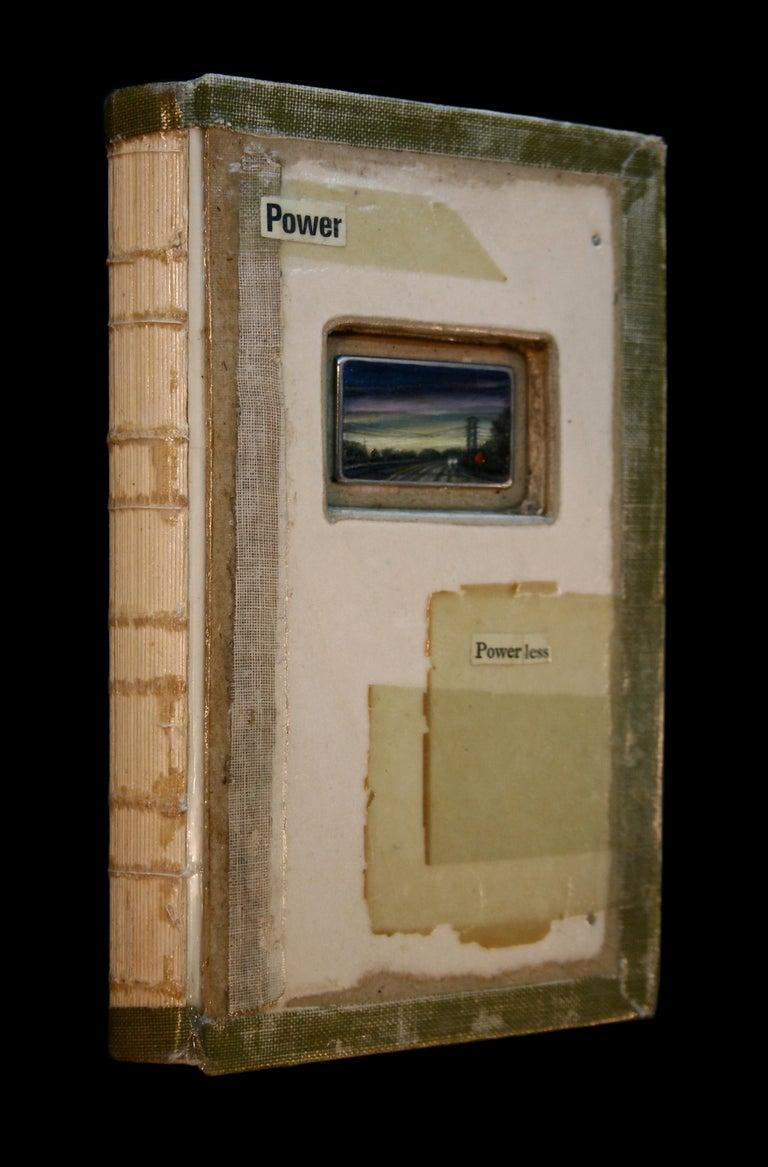 Power/Powerless - Contemporary Mixed Media Art by Joseph DeCamillis