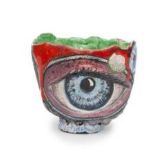 Eye Bowl 2 by Michael Lucero