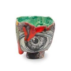 Eye Bowl 3 by Michael Lucero