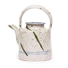 Teapot by Betty Woodman