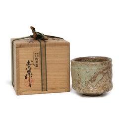 Teabowl with Box by Tsuboshima Dohei (INV# NP2778)