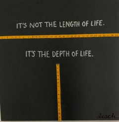 Its the Depth of Life