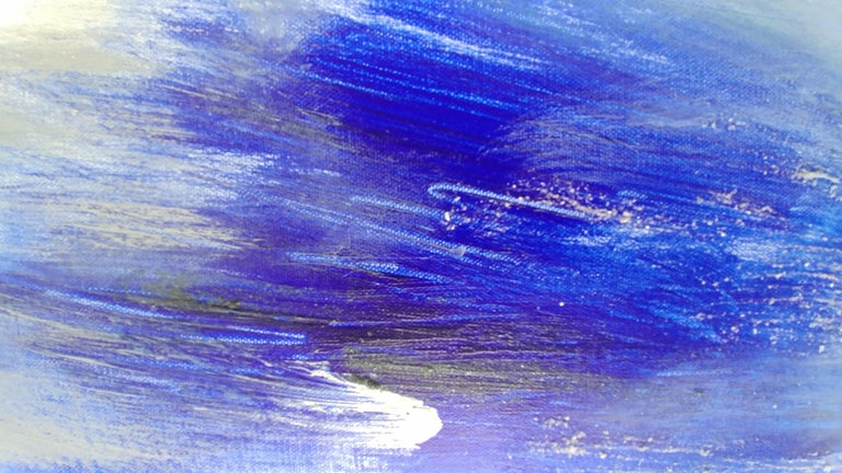 Silver Lake Memories - Painting by Nancy Seibert