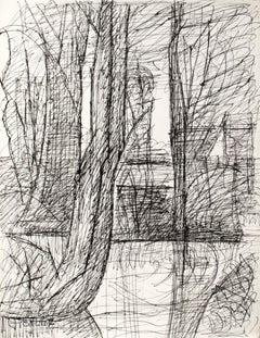 Abres à Noyelles (Trees in Noyelles)