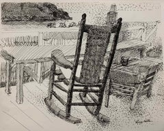 PORCH - MONHEGAN