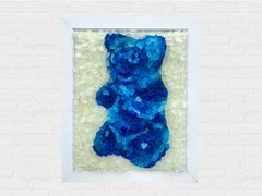 """Sweet Portrait"" - 1400 hand cast resin Gummy Bears"