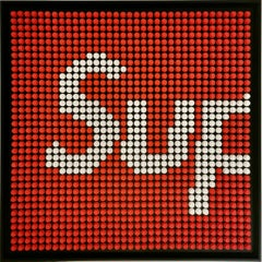 """Supreme"" (Spray Paint caps)"