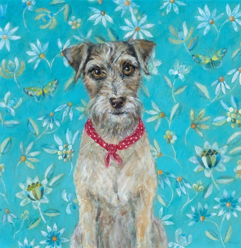 Tracy Rees Figurative Painting - Polka Dot