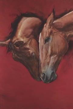 Equus V - Contemporary - Horse head - 21st century
