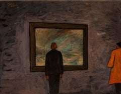 """At MoMo, The Turner Exhibit"""