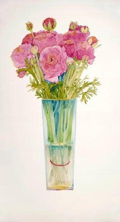 Rinunculas / watercolor