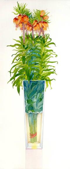 Grandiflora / watercolor
