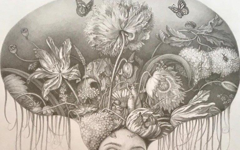 Infanta Madre Tierra (Mother Earth) - Art by Chikako Okada