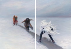 Canvas Figurative Paintings