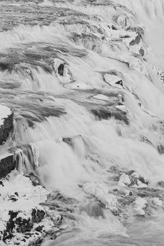 'River Gullfoss Waterfall' - limited edition signed