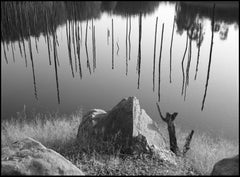 ' Still Waters ' - signed limited edition silver gelatine print - Oversize