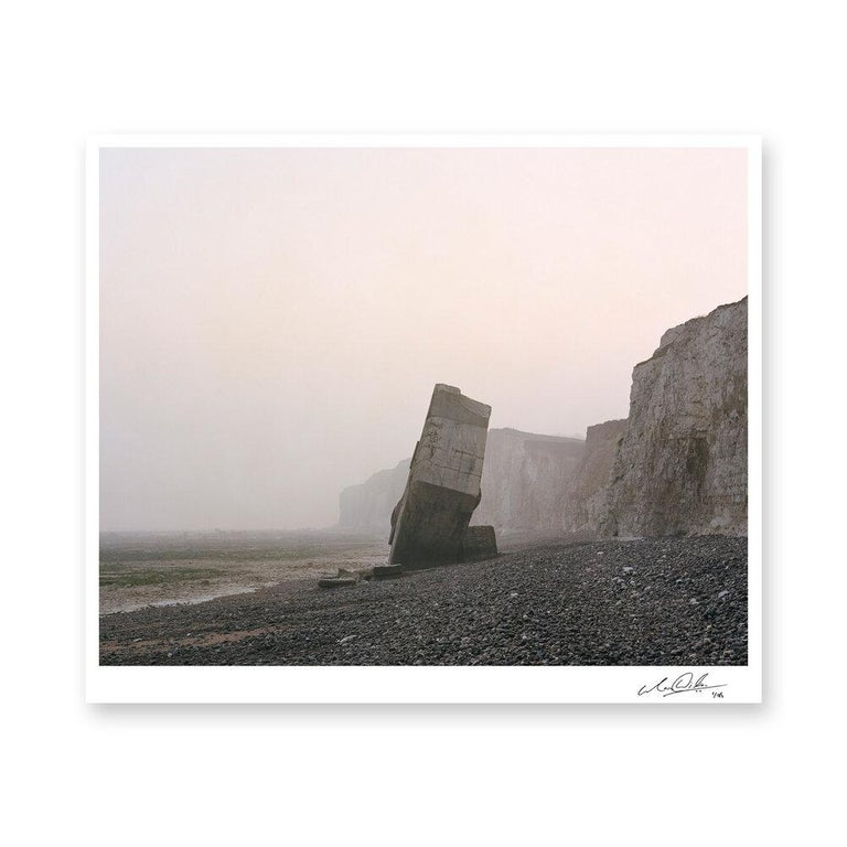 The Last Stand. Sainte-Marguerite-sur-mer, Upper Normandy, France. 2012 - Photograph by Marc Wilson