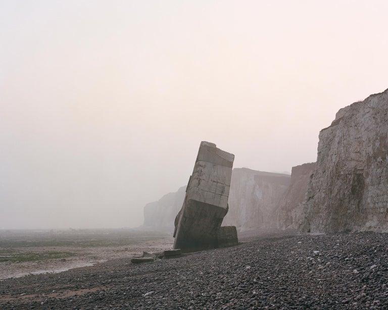 Marc Wilson  Color Photograph - The Last Stand. Sainte-Marguerite-sur-mer, Upper Normandy, France. 2012