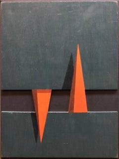 Latin American Abstract Surrealist Constructivist Sculpture Ed of 10