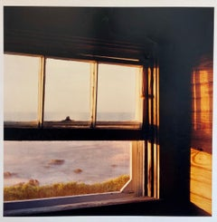 The Little Window, Large Format Photo 24X20 Color Photograph Beach House RI
