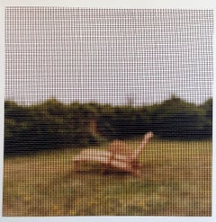 Mid Summer Memory, Large Format Photo 24X20 Color Photograph Beach House RI